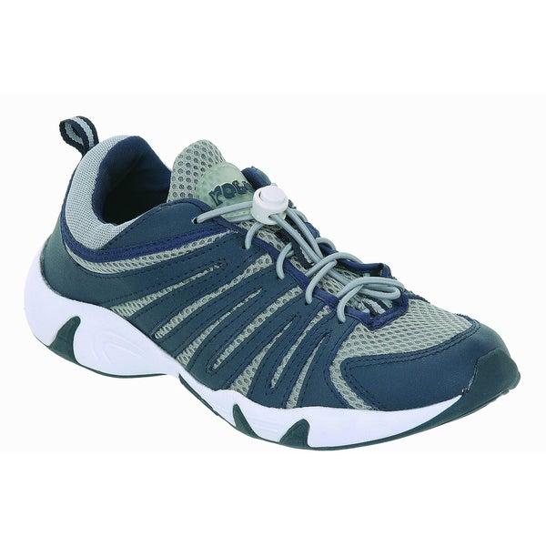RocSoc Men's Grey Athletic Shoes