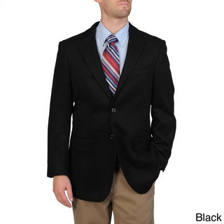 Pronto Moda Men's Wool/ Cashmere Blend Sportcoat