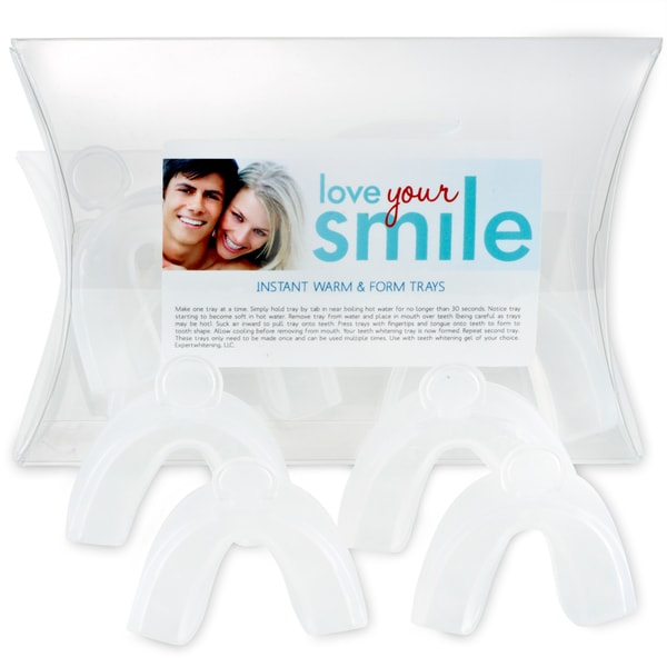Love your Smile Warm to Fit Teeth Whitening Trays