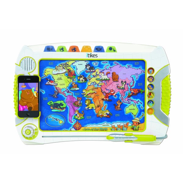 Little Tikes iTikes Map