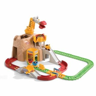 Little Tikes Big Adventures? Construction Peak Rail &#39;n Road