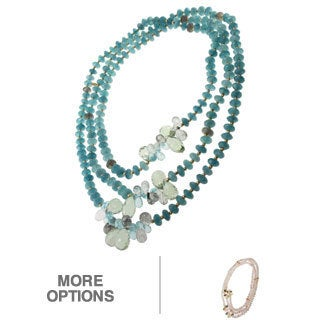 Michael Valitutti Multi-gemstone Necklace