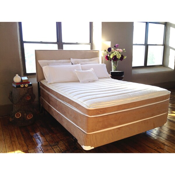 Better Snooze Air Comfort California King-size Adjustable Air Mattress