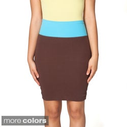 American Apparel Women's Interlock Pencil Skirt
