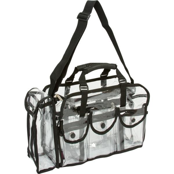 Seya Large Transparent Carry All Makeup Set Bag