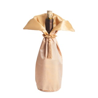 Classic Design Butterscotch Color Bottle Dresses (Set of 6)