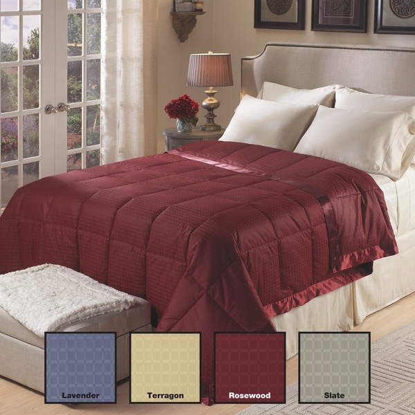 Famous Maker Aristocrat 305 Thread Count Luxury Down Blanket