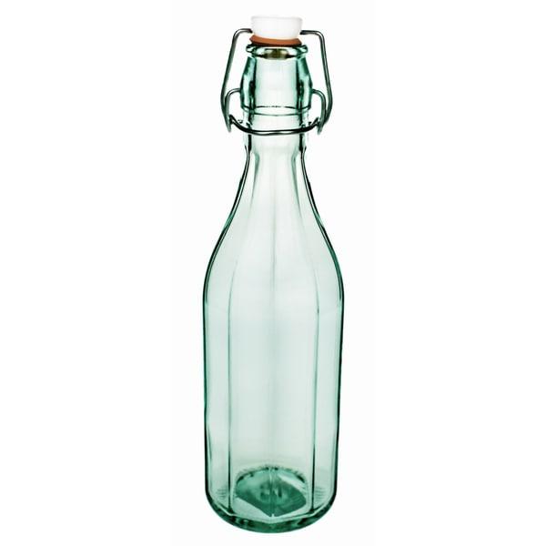 Faceted Large Bottles (Set of 2)