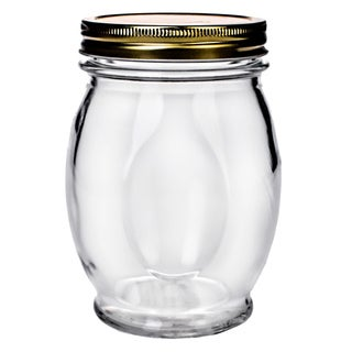 Orto 27.5-oz Canning Jars with Lid