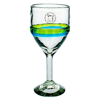Cabo Glass Goblets (Set of 4)