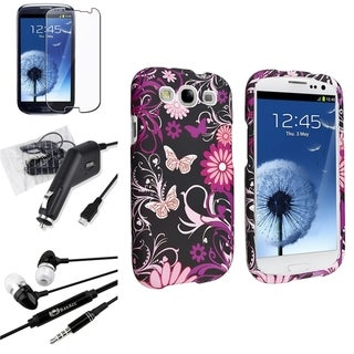 BasAcc Case/ Screen Protector/ Headset for Samsung� Galaxy S3