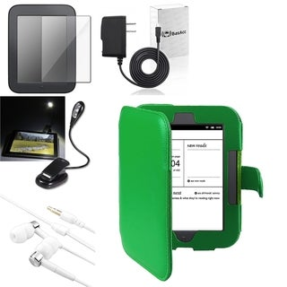 BasAcc Charger/ Headset/ Light/ Case for Barnes & Noble Nook 2