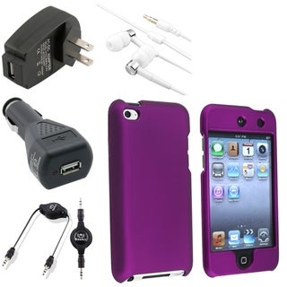 BasAcc Case/ Charger/ Cable/ Headset for Apple iPod Touch Generation 4