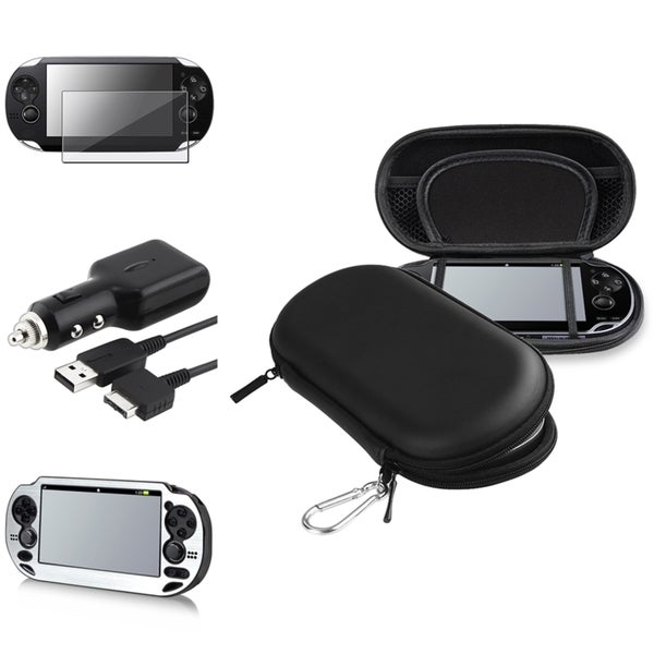 INSTEN EVA Case Cover/ Protector/ Charger/ Case Cover for Sony Playstation Vita
