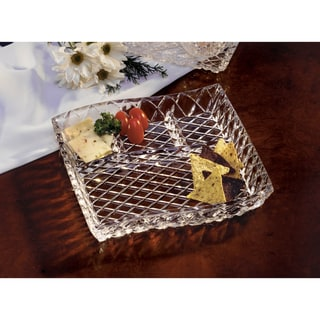 Fifth Avenue Crystal 'Muirfield' Sectional Dish