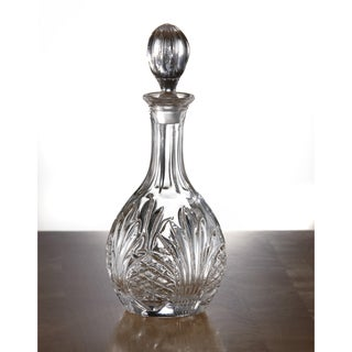 Fifth Avenue Crystal Wellington 30-oz Glass Crystal Wine Decanter