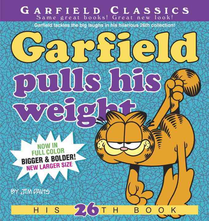 Garfield Pulls His Weight (Paperback)