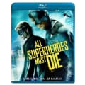 All Superheroes Must Die (Blu-ray Disc)