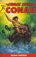 Savage Sword of Conan 13 (Paperback)