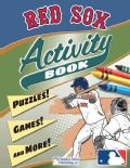 Red Sox Activity Book: Puzzles! Games! and More! (Paperback)