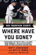 San Francisco Giants: Where Have You Gone? (Hardcover)