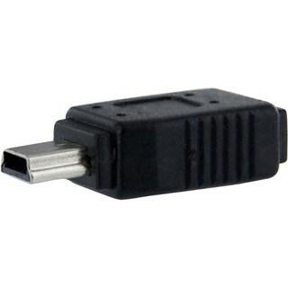 StarTech.com Micro USB to Mini USB 2.0 Adapter F/M