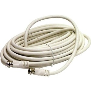 Steren BL-215-425WH Coaxial Patch Cable