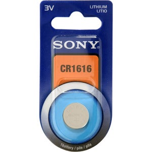 Sony CR1616B1A Coin Cell General Purpose Battery