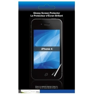 Green Onions Supply RT-SPIP401 Glossy Screen Protector for iPhone