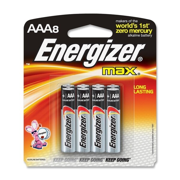 Energizer MAX E92MP-8 General Purpose Battery