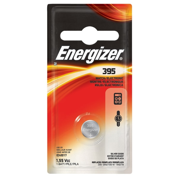 Energizer 395BPZ 395 Watch and Calculator Battery