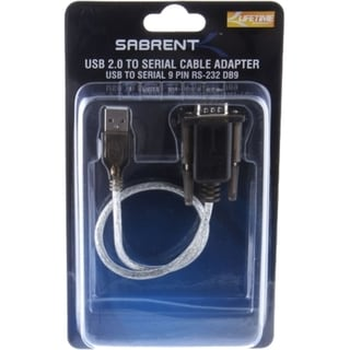 Sabrent USB to Serial Cable
