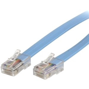 StarTech.com 6 ft Cisco Console Rollover Cable - RJ45 M/M