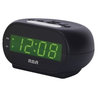 Alarm Clock Night Light Cock 0.7IN Green LED