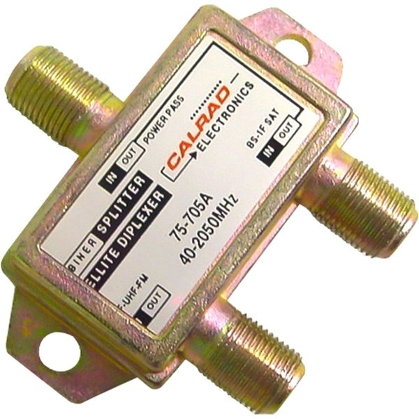 Calrad Electronics 75-705 SATELLITE DIPLEXER-MIXER 75-705-A Smaller V