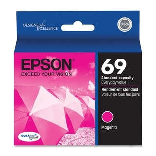 Epson Magenta Ink Cartridge For Stylus Cx5000 and Cx6000 Printers
