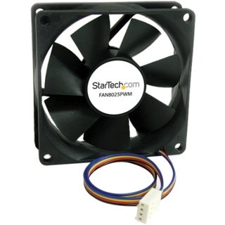 StarTech.com 80x25mm Computer Case Fan with PWM