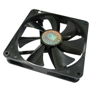 Cooler Master Sleeve Bearing 140mm Silent Fan for Computer Cases and