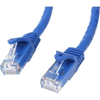 StarTech.com 5 ft Blue Snagless Cat6 UTP Patch Cable - ETL Verified