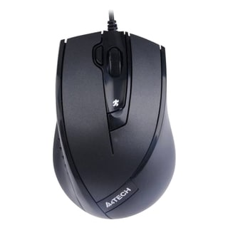 Azend Pinpoint Optic Wired Mouse USB (Black)