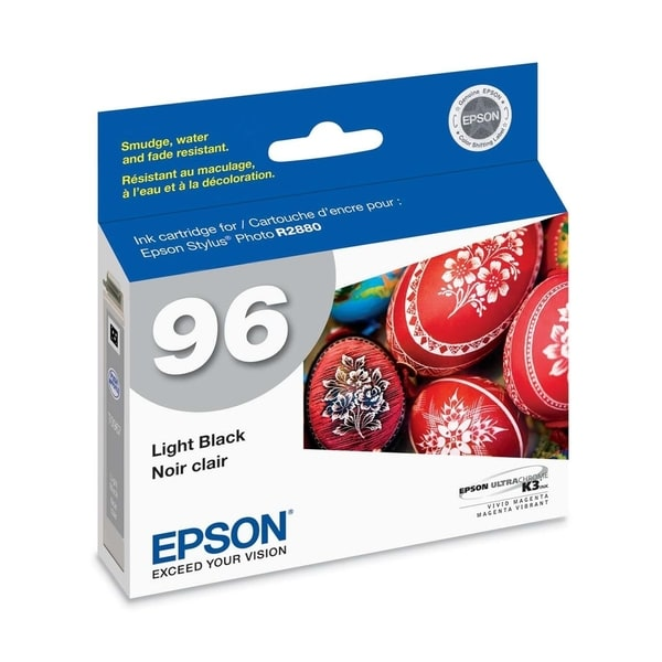 Epson Light Black Ink Cartridge