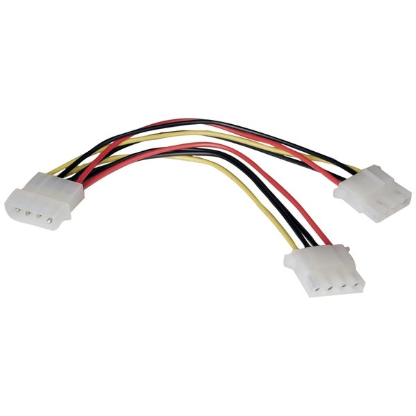 Tripp Lite Internal Power Y Splitter Dual Drive Cable