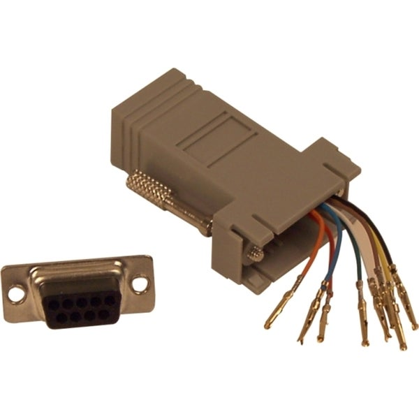 Belkin DB9F to RJ45F Modular Adapter
