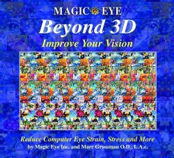 Magic Eye Beyond 3D: Improve Your Vision with Magic Eye (Hardcover)