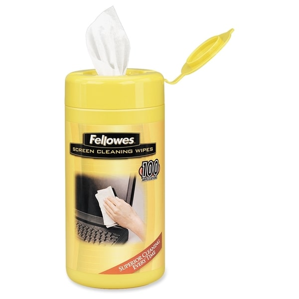 Fellowes Screen Wipes