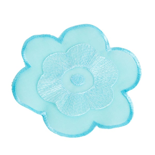 Flower Design Coasters (Set of 4)