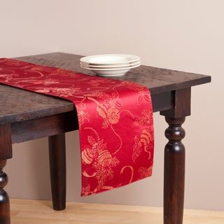 Jacquard Holiday Runner