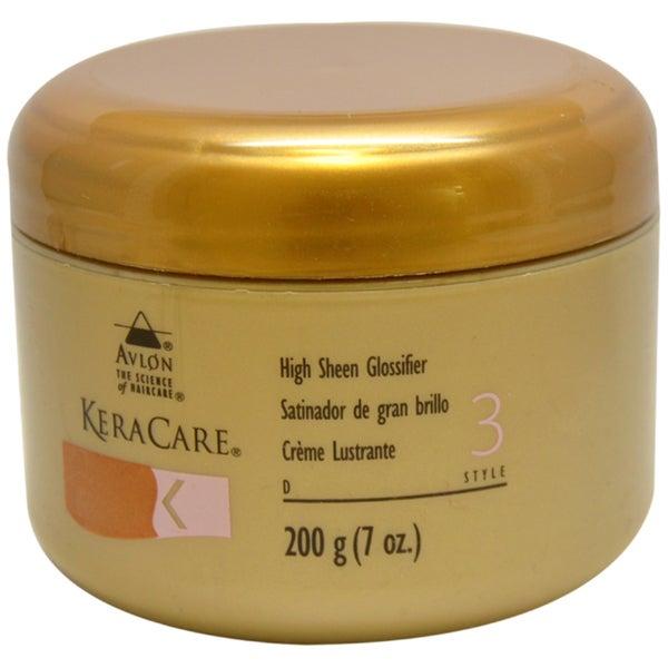 Avlon KeraCare High Sheen Glossifier 7-ounce Cream