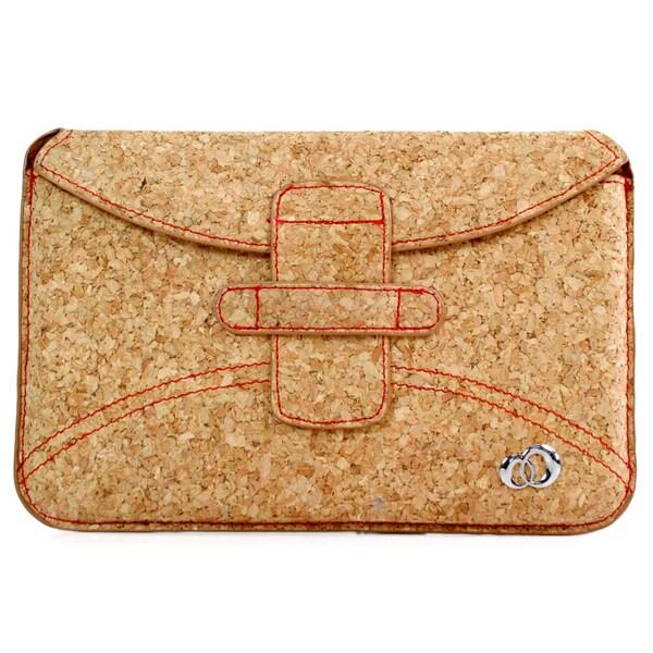 Deluxe Amazon Kindle Eco-Friendly Cork Envelope Case