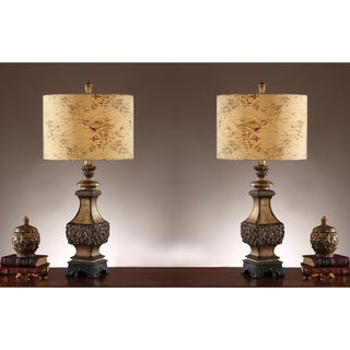 Cozule 35-inch Table Lamps (Set of 2)